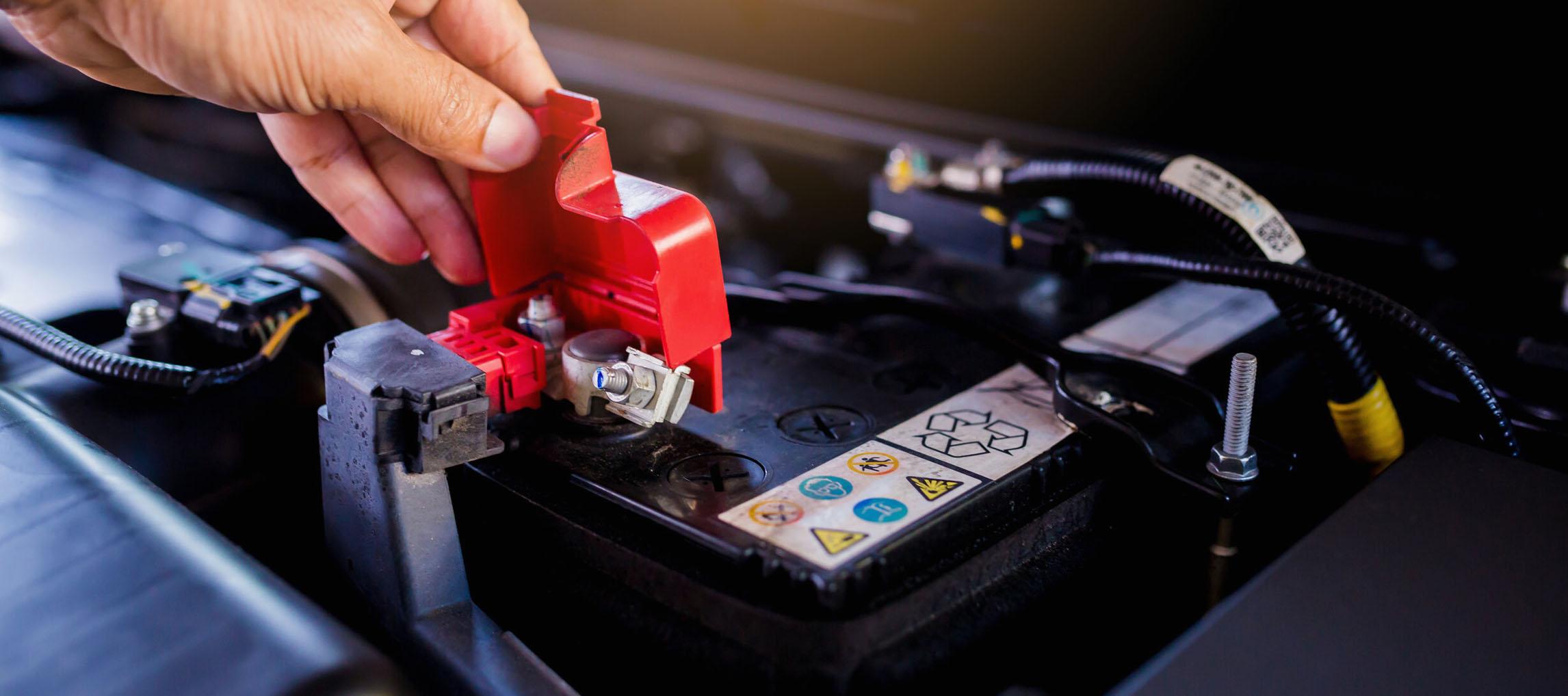 Сел аккумулятор в машине